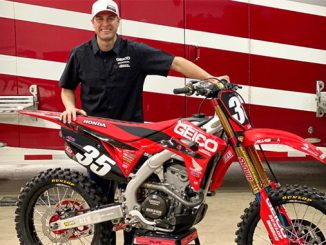 Ryan Dungey Honda