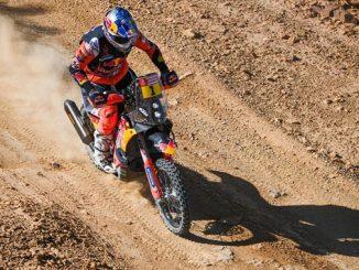 Toby Price Dakar