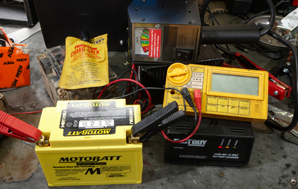 How To Install A New Battery In Your Dirt Bike