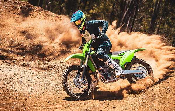 Kx250 Feature