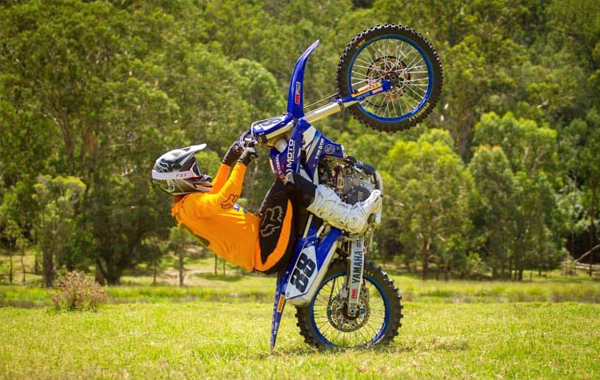 How To Do A Slow Wheelie On Your Dirt Bike