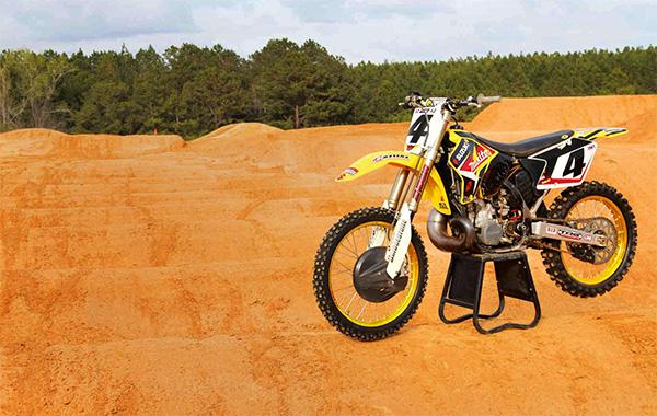 Ricky Carmichael Rm250 Review