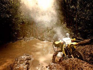 How To Ride Waterholes