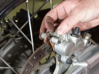 How To Change Dirt Bike Brake Pads