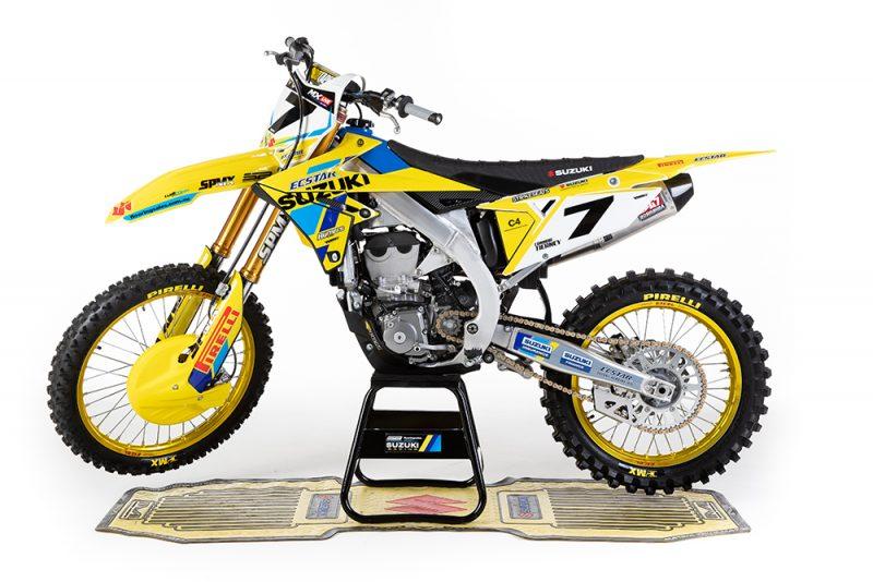 #7 Connor Tierney (sb Motorsports Suzuki) Team Photoshoot Marc Jones Photography 31