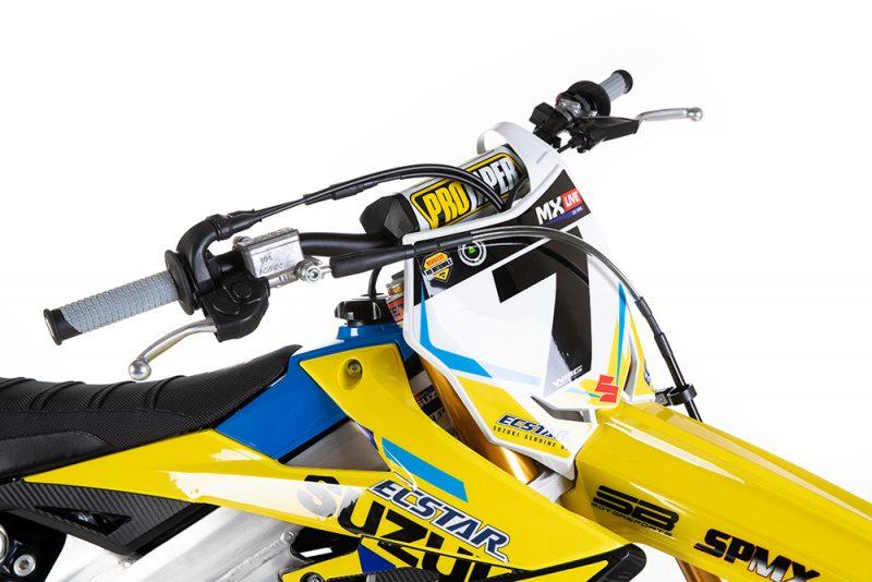 #7 Connor Tierney (sb Motorsports Suzuki) Team Photoshoot Marc Jones Photography 45