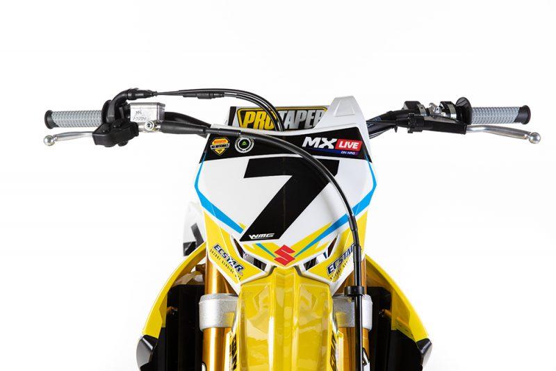 #7 Connor Tierney (sb Motorsports Suzuki) Team Photoshoot Marc Jones Photography 50