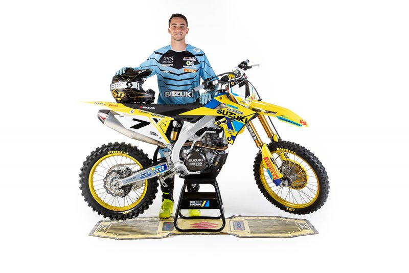 #7 Connor Tierney (sb Motorsports Suzuki) Team Photoshoot Marc Jones Photography 59