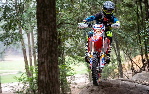 How To Launch Large Drop Offs On Your Trail Bike