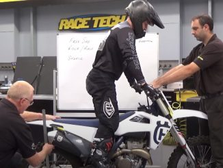 How To Set The Sag On Your Dirt Bike