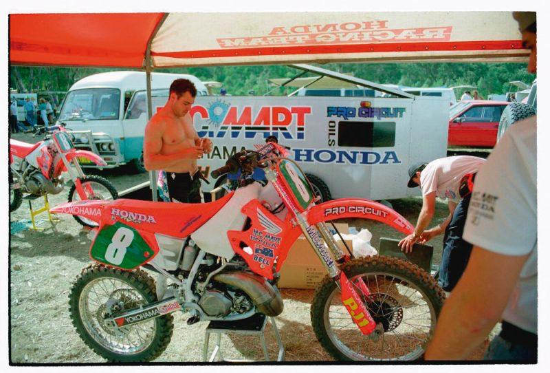 Amx1993 Round1 Broadford 020 Glenbell Pits
