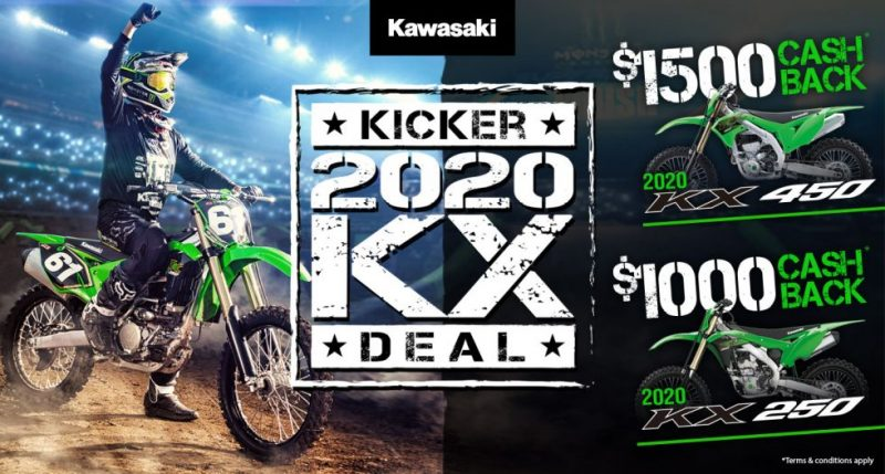 Kx250 Summer Kicker Main Banner V1 980x525