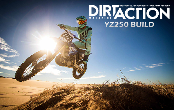 Yz250 4