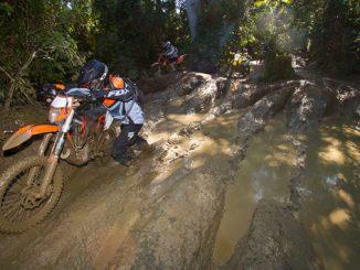 How To Trail Rider Hard Terrain