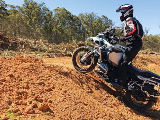 How To Ride Steep Banks On Your Adventure Bike