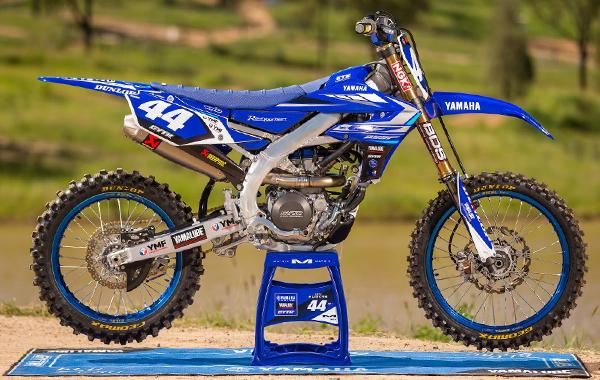 Levi Rogers Bike