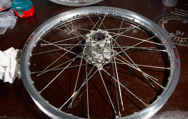How To Replace Spokes On Your Dirt Bike