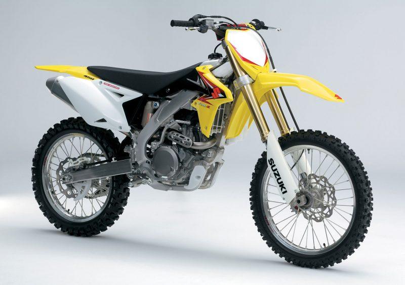 Suzuki Rm Z450 1