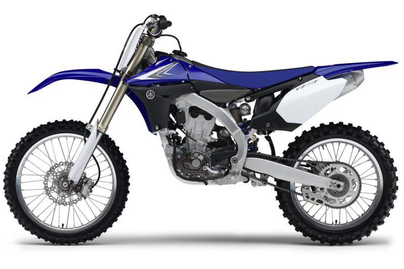 Yamaha Yz450f 42