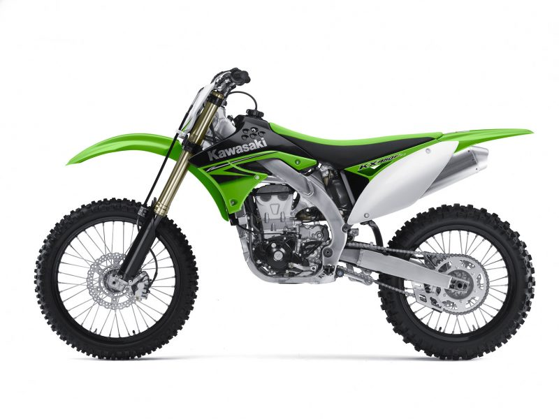 2010 Kawasaki Kx450ff