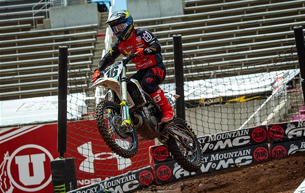 Ama Supercross Highlights