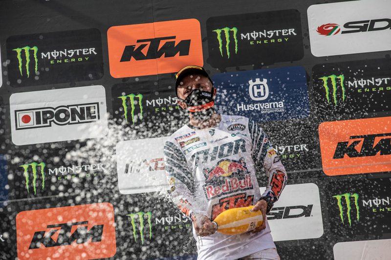 Tony Cairoli Ktm 450 Sx F 2020 Riga (1)