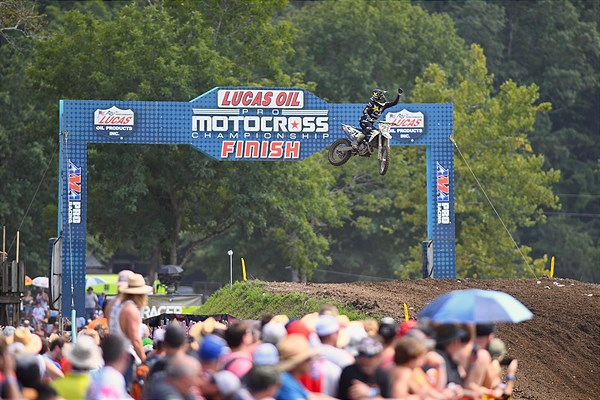 Jason Anderson Moto 1 Win Mx Rd 1