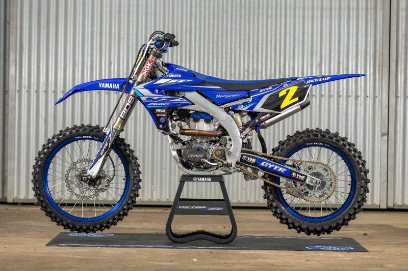 Jackson Camilleri Race Bike Lhs 2020 Large