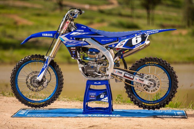 Jay Wilson 2020 Pr Bike Large