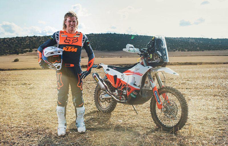 Daniel Sanders Ktm Factory Racing