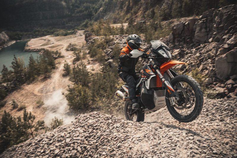 Ktm 890 Adventure R Action
