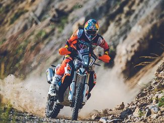 Ktm 890 Adventure R R Rally Video