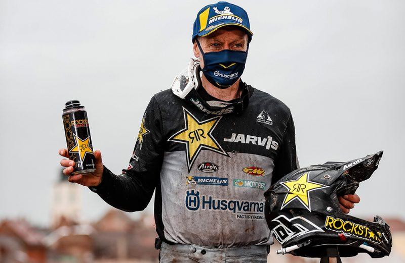 Graham Jarvis Rockstar Energy Husqvarna Factory Racing