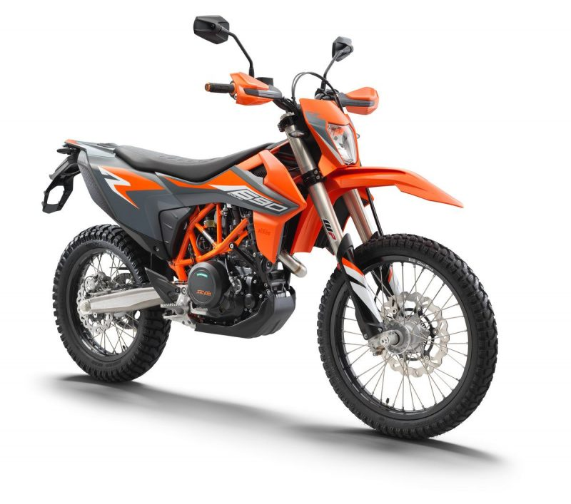 Ktm 690 Enduro R 2021 Front Right