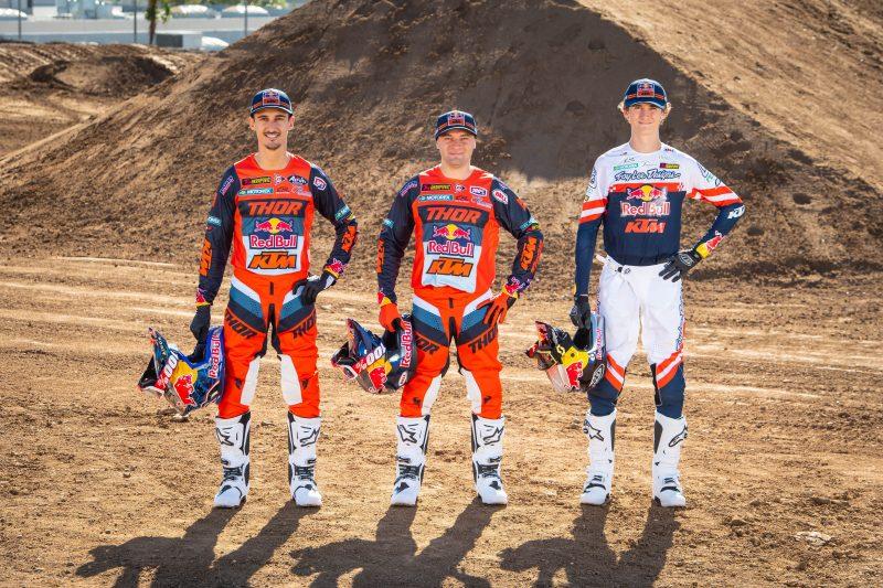 2021 Red Bull Ktm Factory Racing Team (3)