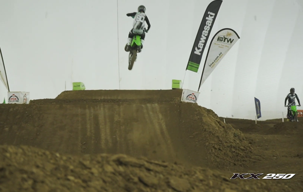 First Ride Up Close With The 2021 Kawasaki Kx250