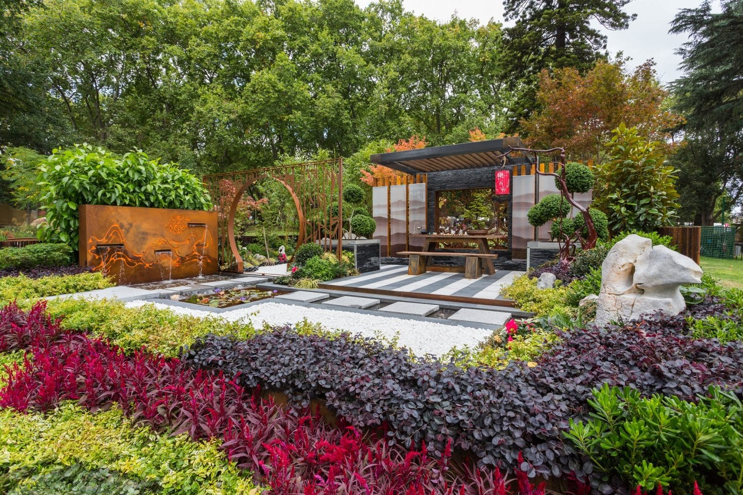 the melbourne international flower and garden show 2019