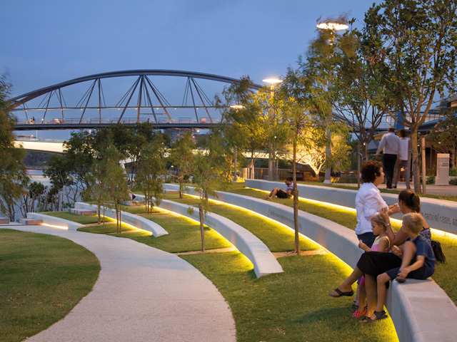 Flood of ideas washes away competition project ods for Architecture firms brisbane