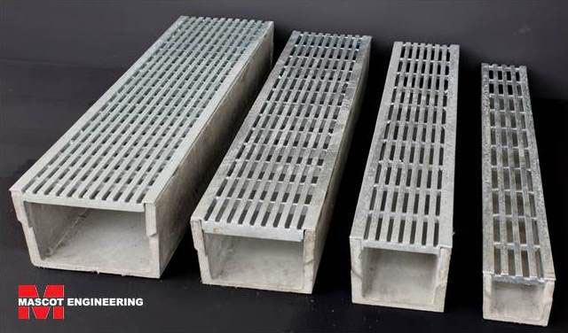 DRAINAGE GRATES FOR ALL APPLICATIONS
