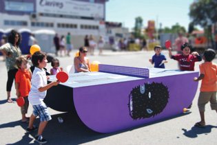 Outdoor Ping Pong Project Ods