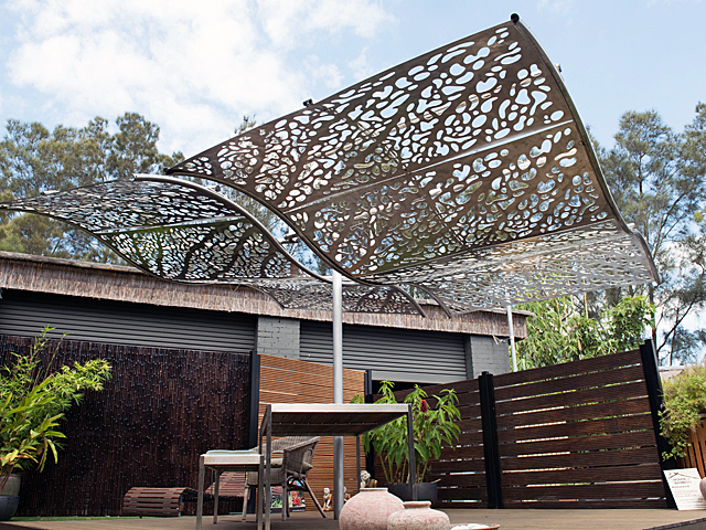 Artistic Shade Canopies Project Ods