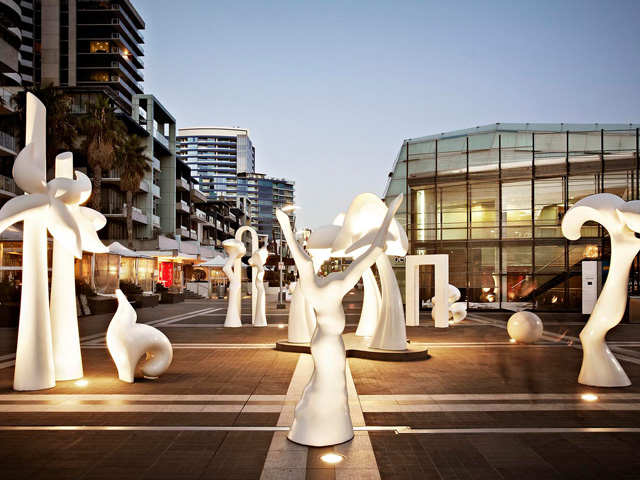 Melbourne Opens Its Public Spaces To Artists Project Ods