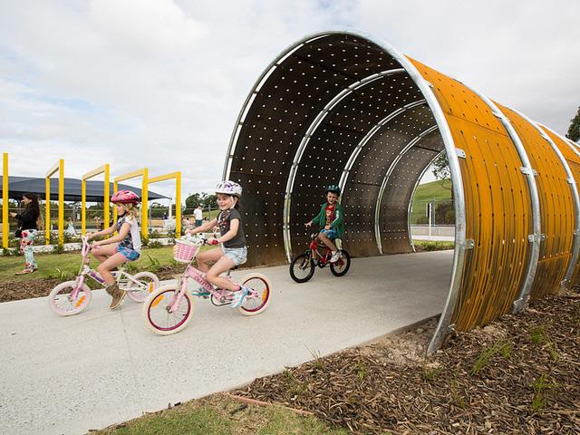 Sydney Park Cycling Centre - Project | ODS