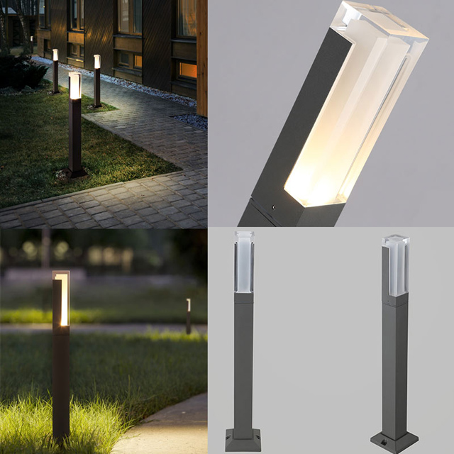 landscaper s choice for led bollard lighting project ods