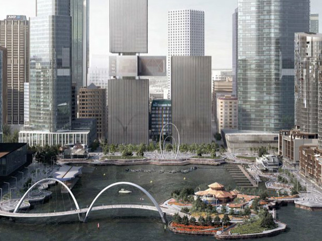 Proposed Plans For Perth Project Ods