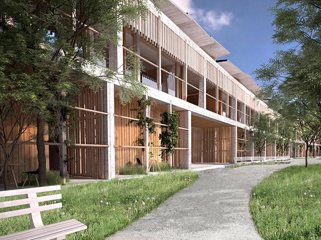 Holistic Hospital Landscapes - Project   ODS