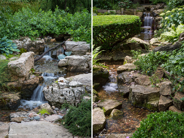 If Outdoor Space Is Limited, An Aquascape Supplies Australia Pondless®  Waterfall Is A Great Option In Order ...