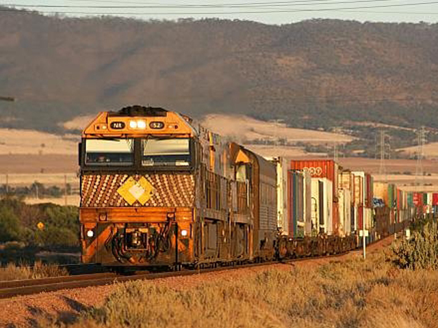 Inland Rail Supply Contract - Project | ODS