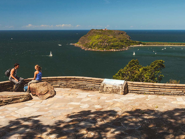 West Head Lookout, Ku-Ring-Gai Chase National Park
