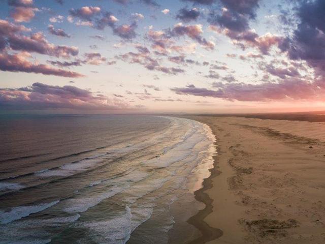 Stockton Sand Dunes, Worimi National Park